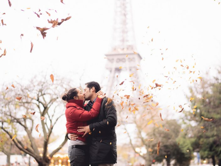 Gregorio + Marta // Save the Date // Parigi